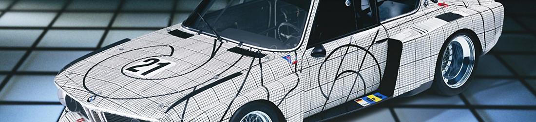 Art Car Frank Stella