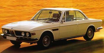 BMW 3.0 CS