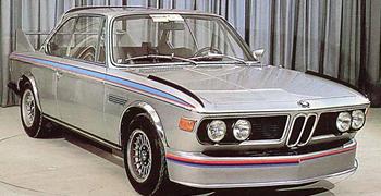 BMW 3.0 CSL Batmobil