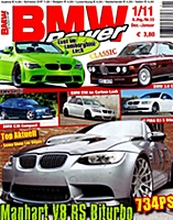 BMW Power Titelbild