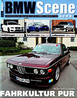 BMW Scene Titelbild
