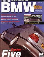 BMW Total Titelbild