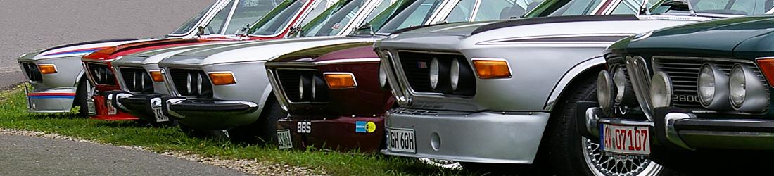 BMW Club Treffen