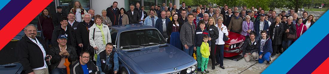 Der BMW Coupé Club