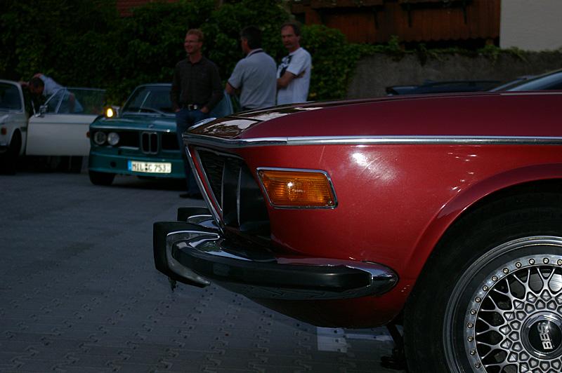 BMW E9 Treffen in Durbach