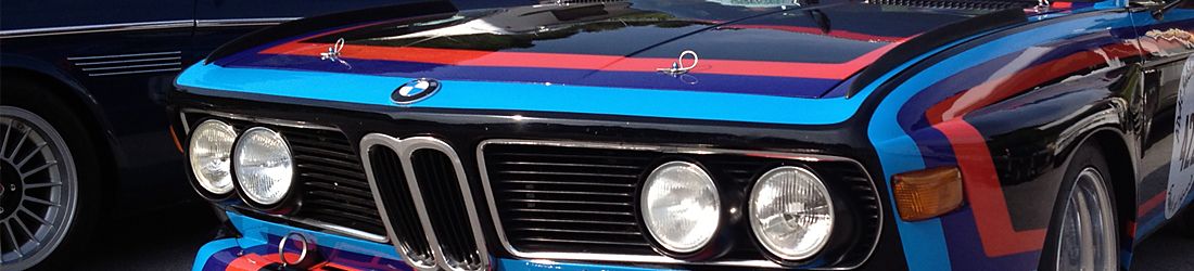BMW E9 Motorsport