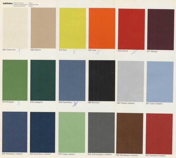 farben und preise bmw coup club e v. Black Bedroom Furniture Sets. Home Design Ideas