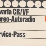 Betriebsanleitung - BMW Radio_01