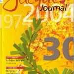 Jaques Journal Nr. 4 2004-Nov_01