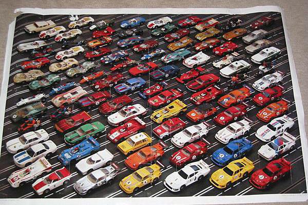 Carrera Poster