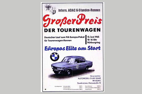 Grosser Preis Poster