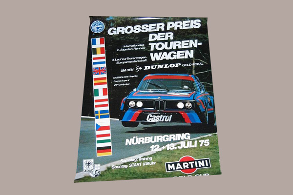 Plakat BMW