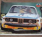 Poster BMW 3.0 CS