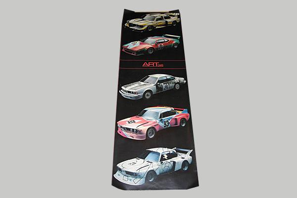 Art Cars Poster