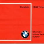Preisliste BMW Programm IX-68_01