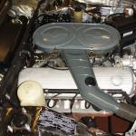 Motorraum E9