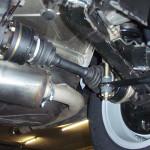 Unterboden BMW