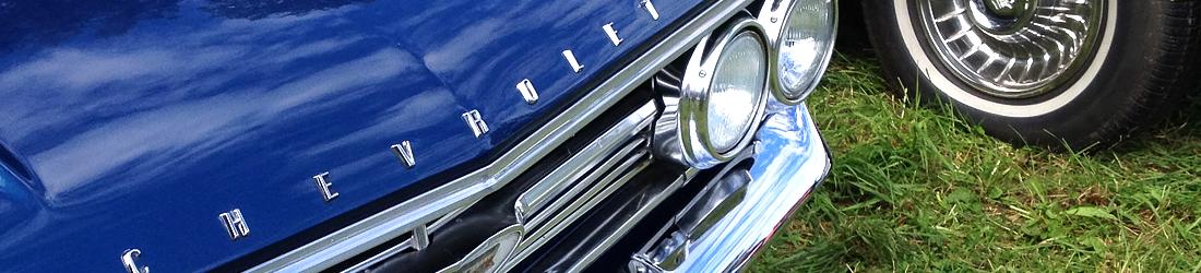 Motorhaube Chevy