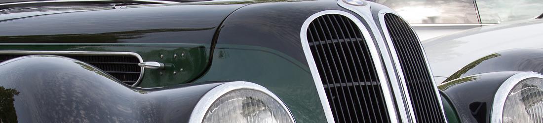 Motorhaube BMW 327