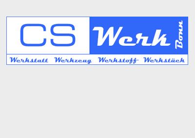 zeigt das Logo vom CS WERK BONN